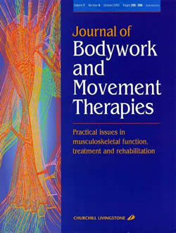 Journal of Bodywork & Movement Therapies