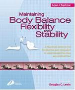 Maintaining Body Balance: Flexibility & Stability E-Book Download